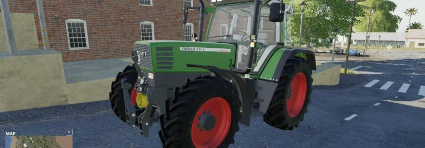 Fendt 500 Sound Edition v1.0.0.1