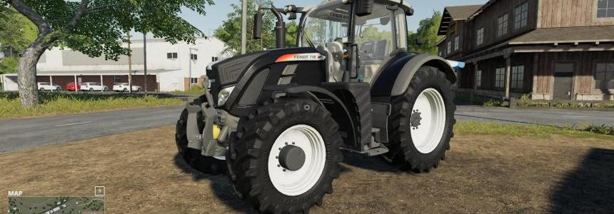 Fendt 700 Vario S4 Customizable v1.0.0.1