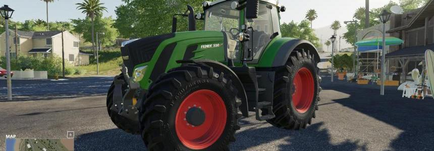 Fendt 900 Vario S4 Full option v1.0.0.1