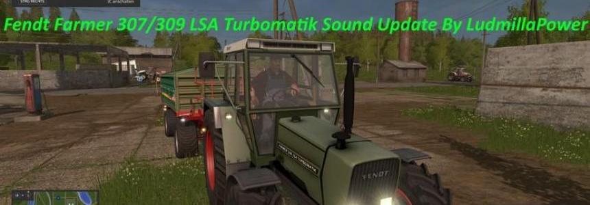Fendt Farmer 307/309 LSA Sound Update By Ludmilla Power