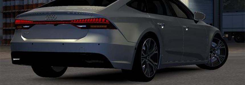 Fix Audi a7 sportback 2018 ATS 1.32.x
