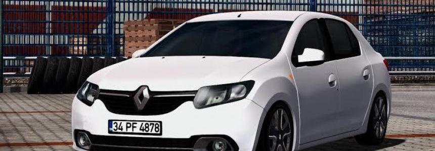 Fix Renault Symbol 2015 Ets2 1 32 X Modhub Us