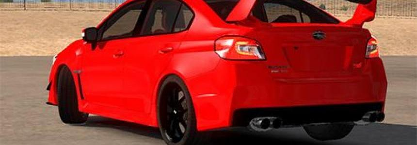 Fix Subaru Impreza WRX STI 2017 1.32.x