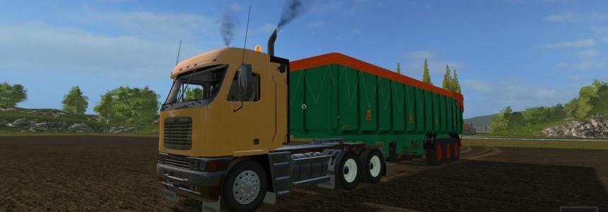 Freightliner Argosy v1.0.0.0