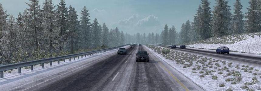 Frosty Winter Weather Mod v2.4