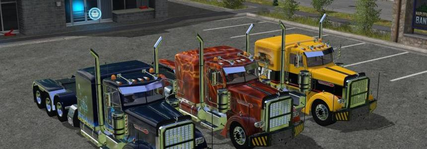 FS17 Trucks & Tippers v1.0