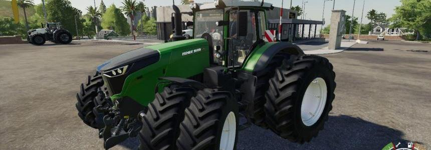 FS19 Fendt 1000 Vario by Stevie