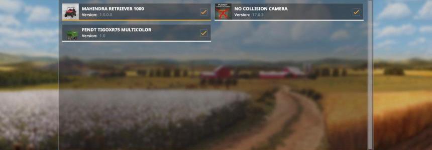 FS19 noCollisionCamera v1.0