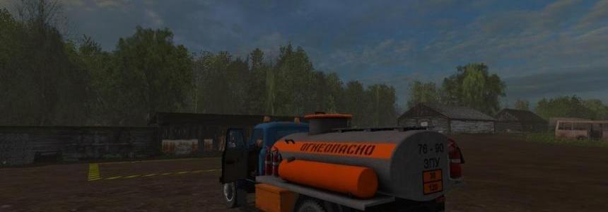 GAZ 53 refuel v1.0
