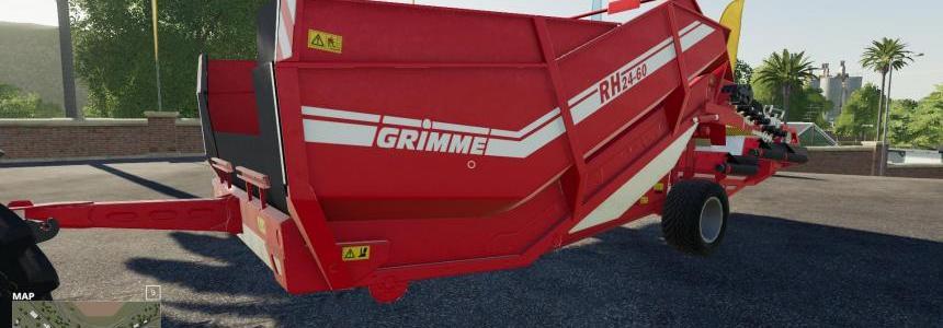 Grimme RH2460 Edit Silage v1.0