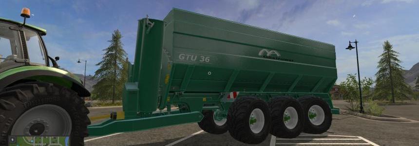 Gustrower GTU36 v1.0