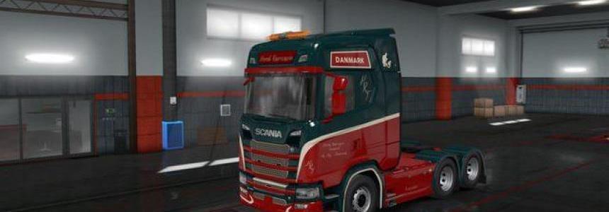 Henrik Rasmussen Scania S skin 1.32
