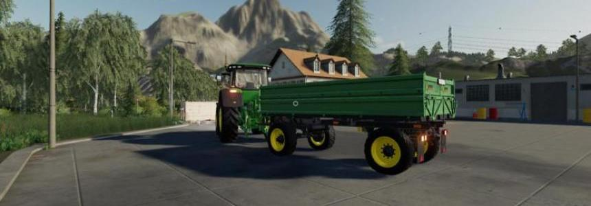 Hw 80 trailer - Contractor D.Kreller v1.1