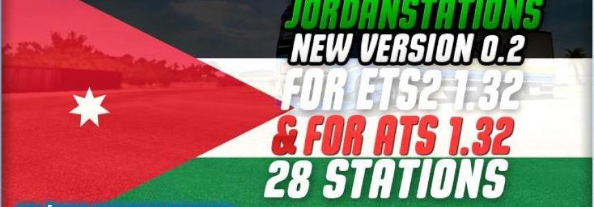 Jordanie5tations v0.2 For ETS2 1.32 & ATS 1.33