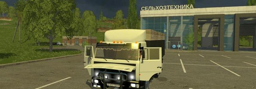 Kamaz 53212 + Trailer t680 v3.0