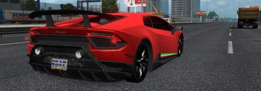 Lamborghini Huracan Sports Car v1