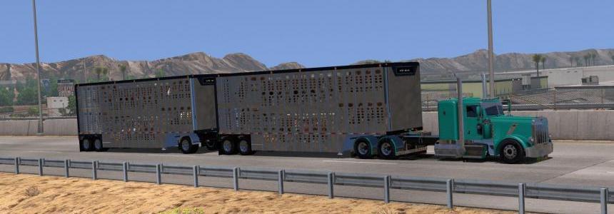 Livestock Trailer Pinga ATS 1.32.x