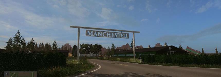 Manchester Map v2.0