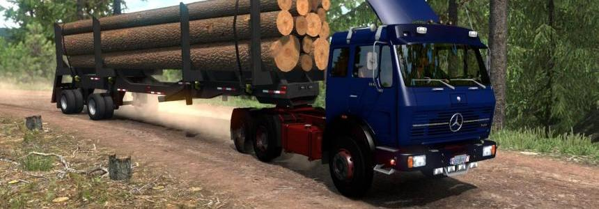 Mercedes NG 1632 for ATS 1.32.x