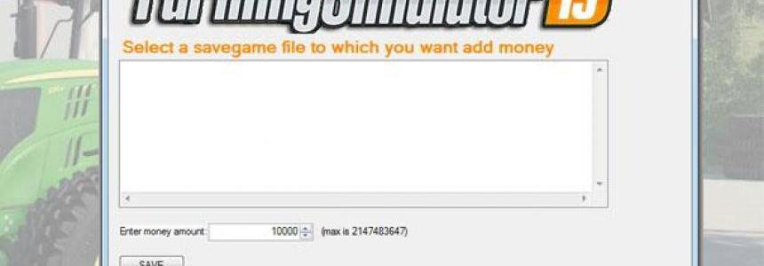 Money Cheat Tool v1.0