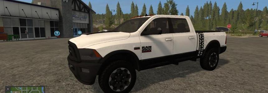 My dodge power wagon 3500 v1.0