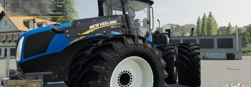 New Holland T9 Improved - Fixed  v2.0