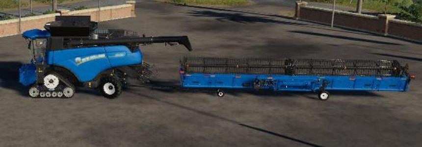 New Holland cr1090 & superflex 45ft v1.0.0.0