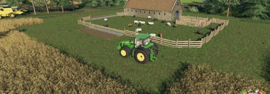 Old sheep placeable v1.0