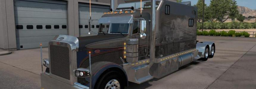 Peterbilt 389 Long Sleeper Tuned 1.32.x