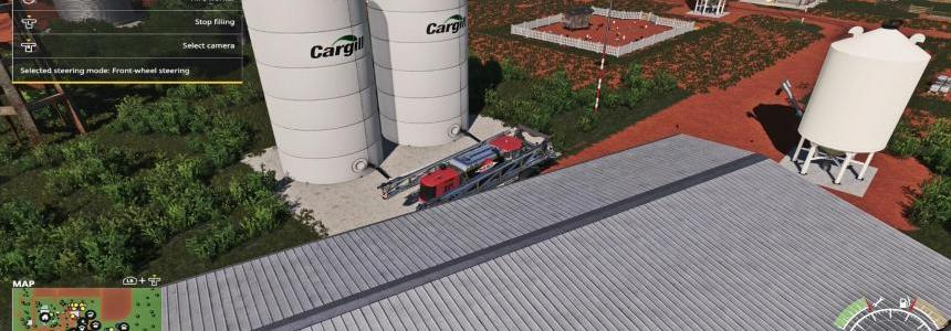 Placeable Cargill Liquid Fert Refill Tanks v1.0