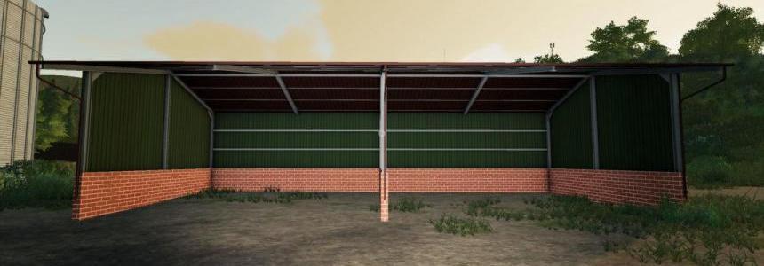 Placeable Halls Pack v1.0