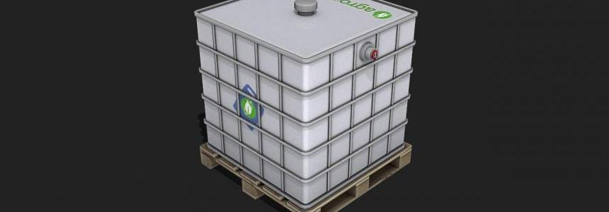 Placeable Liquid Fertilizer Tank v1.0