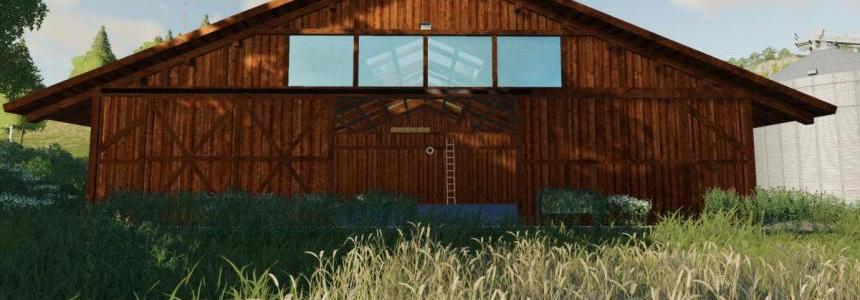 Placeable Straw Warehouse v1.1