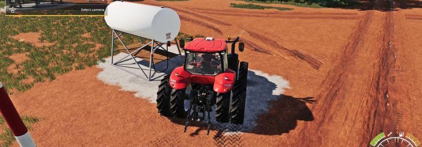 Placeable US Fuel Tank w/Trigger v1.0
