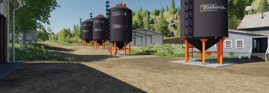 Purchasing silos v1.0