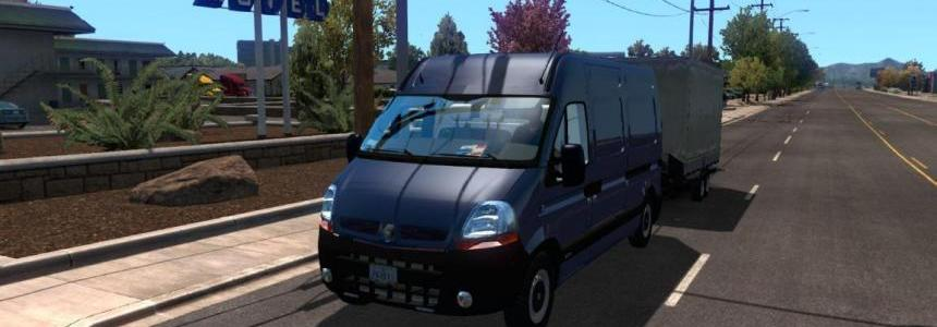 Renault Master for ATS v1.0