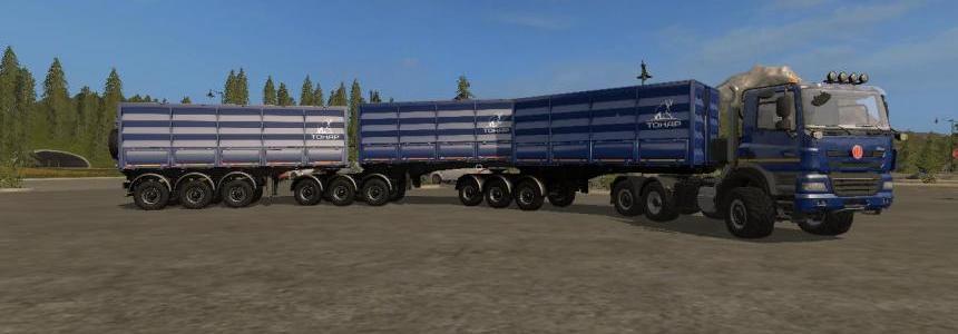 Road train Tonar-95411 v2.1