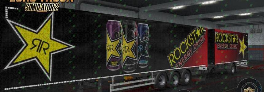 Rockstar Energy Tandem Ownership Trailer v1.0