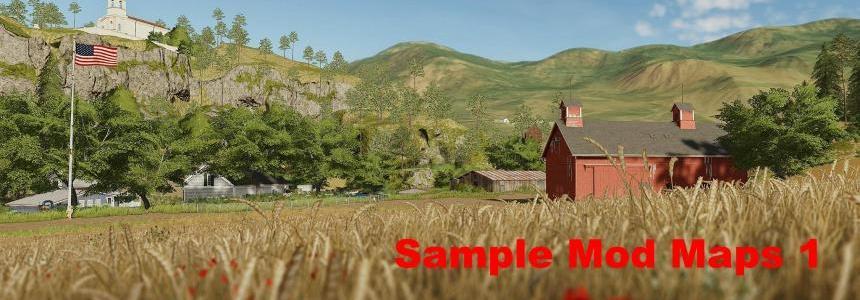 Sample mods map us complete v1.0.0