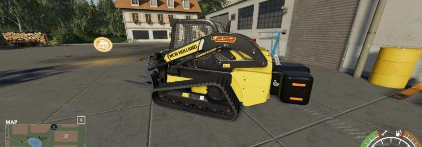 SkidLoader Weight Attachment v1.0