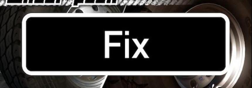 Smarty's Wheel Pack Fix v1.0