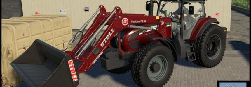 ST MAX 180 with FRONT LOADER v1.0