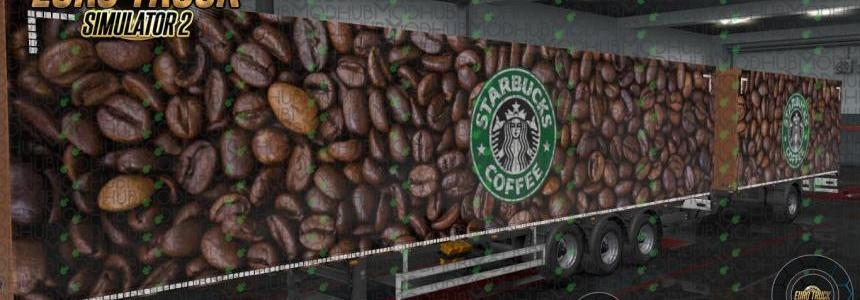 Starbucks Coffee Ownership Trailer v1.0