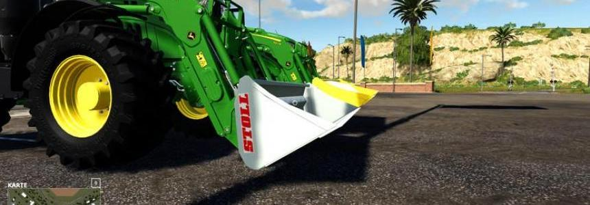 STOLL XL Front Loader Shovel 5000L v1.0.0.1