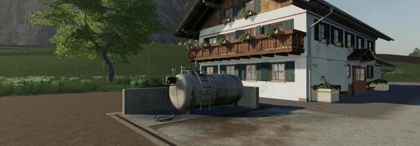 Tank Station v1.0.0.0