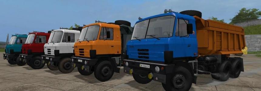 Tatra 815 Gear Box v1.2.1