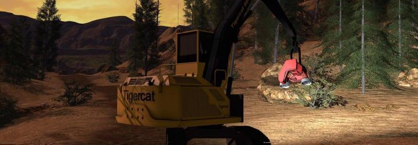Tigercat 875 Processor v0.9