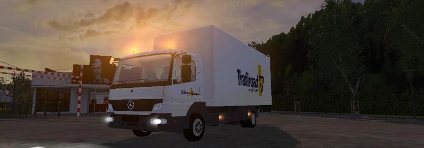 Trafiroad MB Truck v1.0