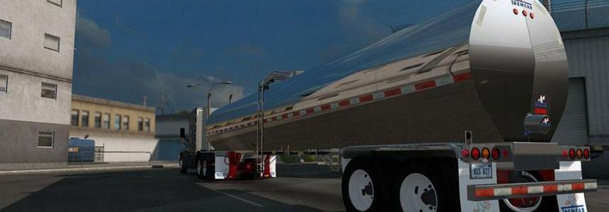 Tremcar Milk Tanker v1.1 for ATS 1.32.x