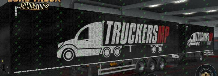 Truckers MP Ownership Trailer Skin v1.0